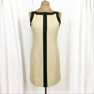 INC DRESS and  black panel dress